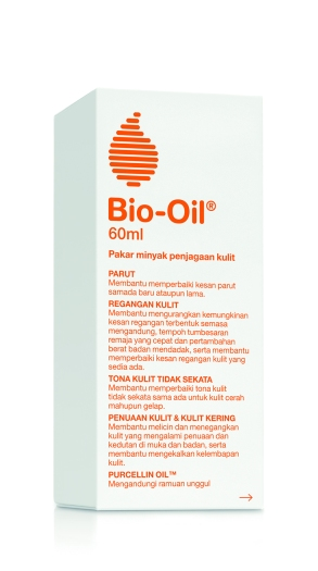 Bio-Oil Product Packaging BM