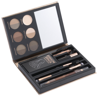 Brows Makeup Set Open