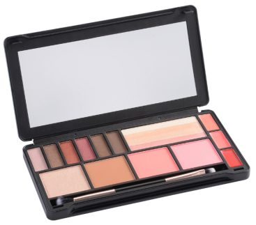 Selfie Makeup Kit Open