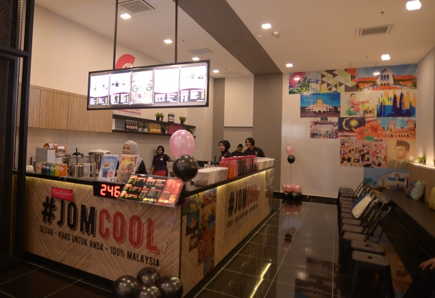 CoolBlog Store Opening 1