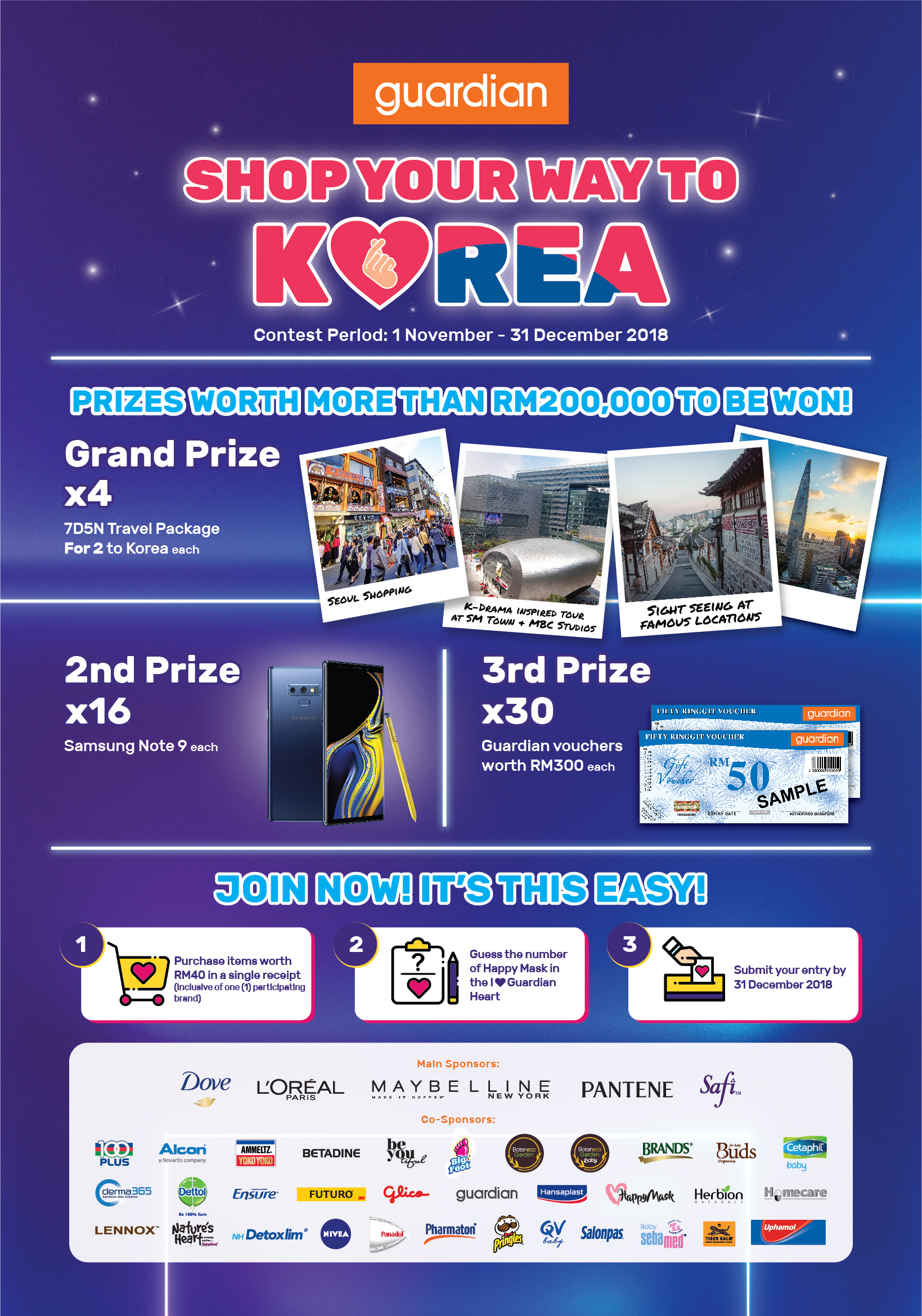 Shop Your Way To Korea