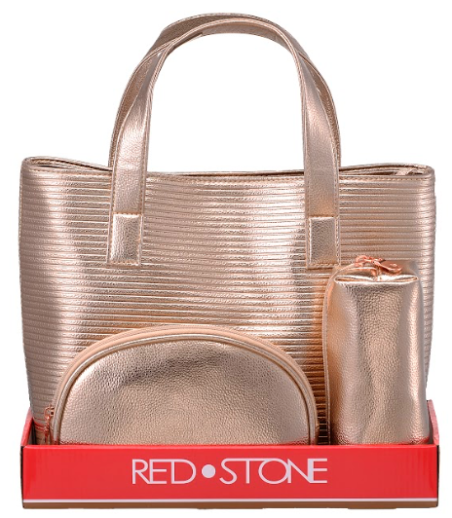 Red Stone Bag Set