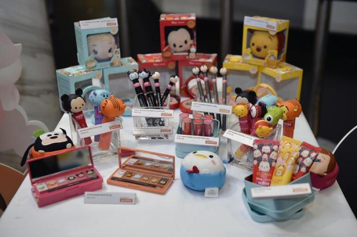disney tsum tsum x cathy doll range now available exclusively at guardian