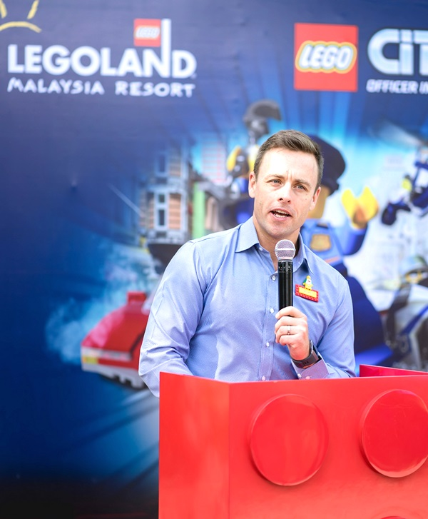 legoland®malaysia resort lego city 4d movie launch photo #1