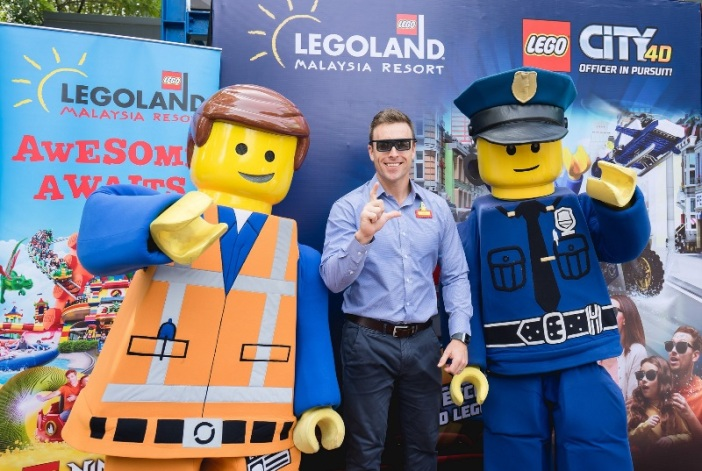 legoland®malaysia resort lego city 4d movie launch photo #3