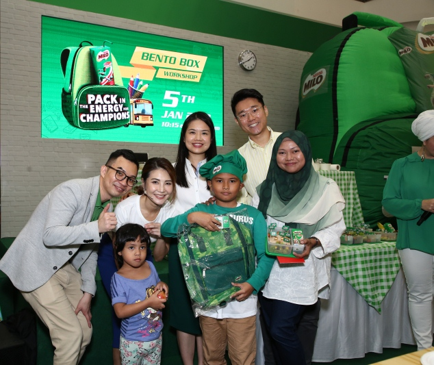 milo® pack in the energy for champions bento box worksop 05