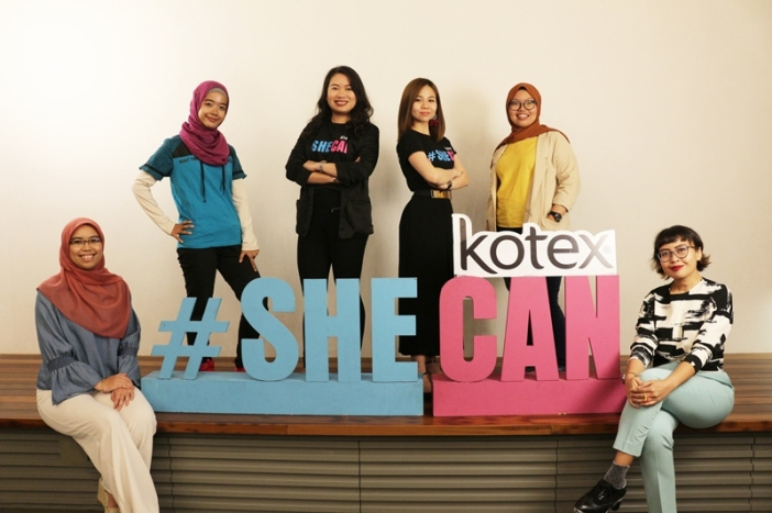 KOTEX #SHECAN FUN RECIPIENT_PIC 1