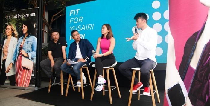 (L-R) Louis Lye, Haris Ismail, Joanna Soh, Jacq Ng (2)