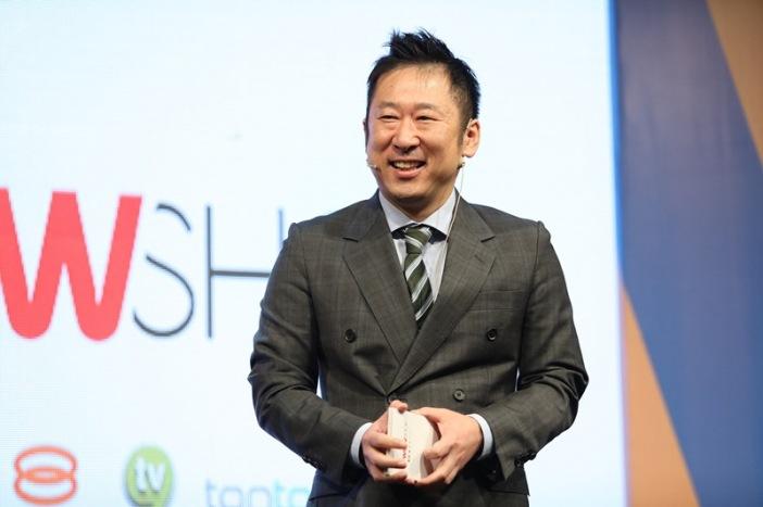 Photo 1 - Mr. Kim Yang Hyun, CEO of MP CJ ENM Sdn Bhd