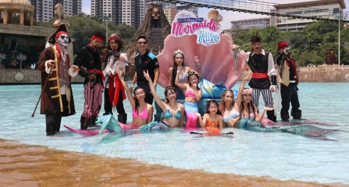 SL - Mermaids Alive - Image B