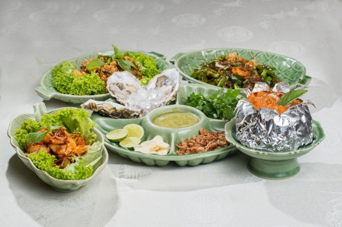 A - New dishes at Mr. Tuk Tuk