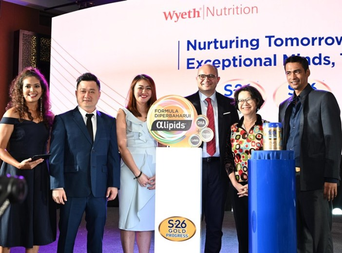 Wyeth Nutrition S26 Gold Launch 03