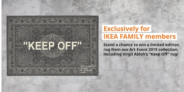 Art Event Is On Now At IKEA