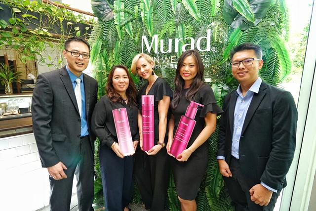 From left Director of Deacon Medical Sdn Bhd Mr. Jason Choy, Associate Manager, International Marketing Susie Bae, ASIA PAC Sales and Education Manager Katy Bacon, International Marketing Manager Kathy Tran and CEo
