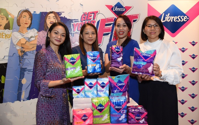Official Launch of Libresse Get Your Fit 3